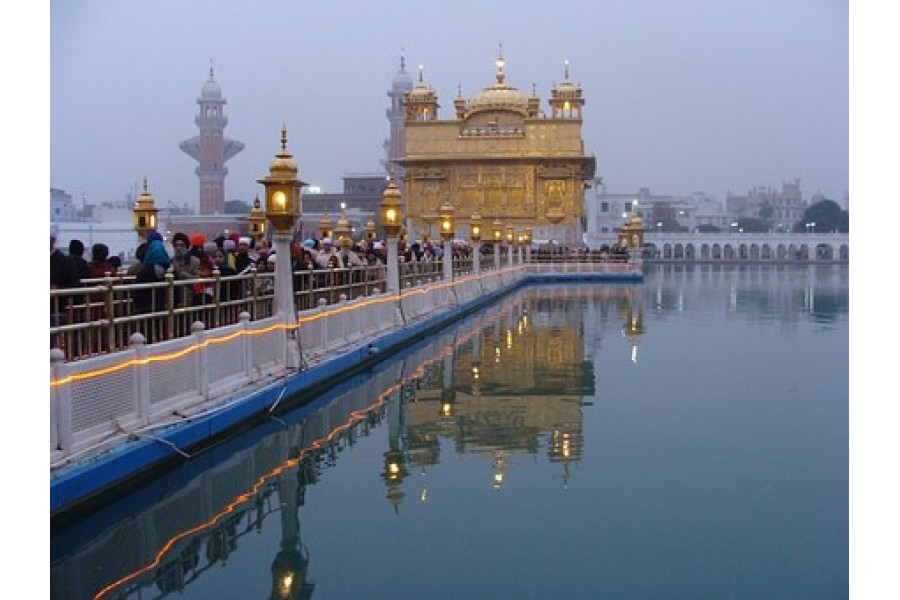 Golden-Triangle-Tour-Packages-with-Amritsar