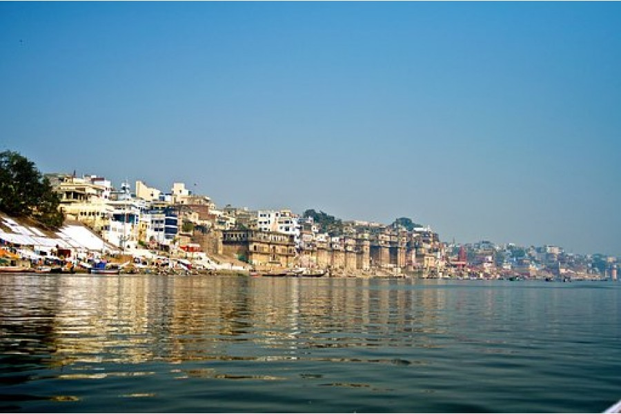 Golden-triangle-tour-with-Varanasi